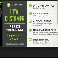 It pays to be loyal.  Ask me how! #haveyoutriedthatcrazywrapthing  #whynot #itreallyworks #bodywraps #ItWorks #detox #tone #tighten #firm #injust45mins #itworkswraps #lookgood #feelgood #health #livewell #natural #remedies #whatareyouwaitingfor #contactme #callme #textme #dmme #emailme #teamwrapstars (562)968-7494  latere76@hotmail.com  http://laterewraps.myitworks.com