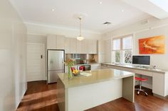 Completed Kitchen by Inside Out Colour and Design