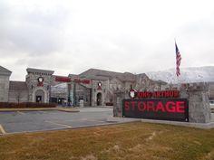 Storage Units In Draper Utah #selfstorage #draperutah