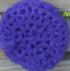Directions Crochet Scrubbies | Crocheted dish scrubber