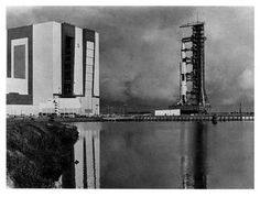 Kennedy Space Center as it appeared in the mid-1960s.   history.nasa.gov