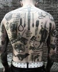 MOB Tattoo 11 Mob Tattoo, Tattoo Bein, Dark Tattoo, Black Ink Tattoos, Body Art Tattoos, Sleeve Tattoos, Tatoos, Future Tattoos, Tattoos For Guys