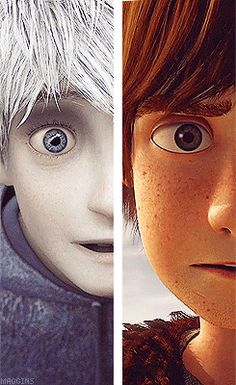 Jack & Hiccup