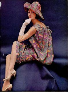 Jacques Esterel Outfit - 1964  L'Officiel De La Mode - 503-504