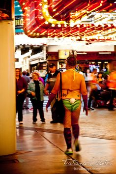 Only in Las Vegas :) Las Vegas Pictures, Las Vegas Attractions, Fremont Street, Style, Fashion, Swag, Moda, Fashion Styles, Fashion Illustrations