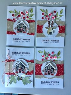 It starts to look a lot like CHRISTMAS ... more Christmas cards ... ACTIE VOOR HET GOEDE DOEL: NATIONAAL FONDS KINDERHU...