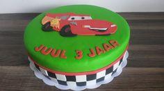 Cars taart / Cars cake