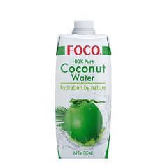 What is the best tasting coconut water? Try our FOCO Pure coconut water sure to WOW your taste buds. Click through for our flavors! Coconut Water Brands, Pure Coconut Water, Coconut Oil, Open A Coconut, Water Packaging, Tesco Groceries, Weight Loss Water, Label Design, Web Design