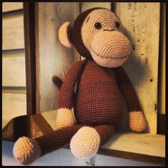 Monkey business #crochet #vlijtigbylies