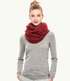 Tube tricoté. couleur noctambule