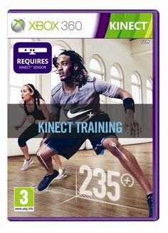 It's time to get athlete fit with the Nike + Kinect Training (E). The most elite training meets the precise technology of Kinect. - also at the stand! Xbox 360, Kinect Xbox, Triathlon, Crossfit, Belly Dancing Classes, Video Games Xbox, Xbox Games, Lose Weight, Weight Loss