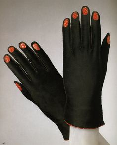 Schiaparelli gloves