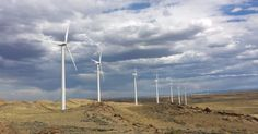 Conservative billionaire to build America's largest wind farm  Carbon County, Wind Farm Jobs In Wyoming  Who could soon be home to the United States' biggest wind farm, complete with 1,000 turbines. Conservative billionaire Philip Anschutz, who got his start in his father's oil business, is behind the massive wind farm, which will be … #windenergy #windpower #energy #power
