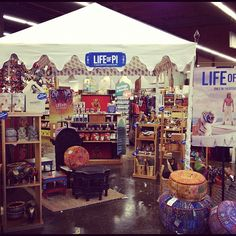 #WorldMarket's Life of Pi shop is now open. Check out these unique gifts just in time for the holidays!
