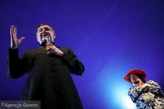 Abp Józef Życiński na Przystanku Woodstock