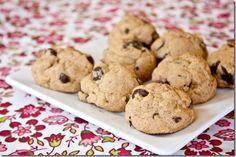 Gluten Free Peanut Butter Chocolate Chip Cookie Dough Balls