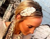 Little Missy Chiffon Flower Headband