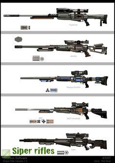 http://xboxoz360.files.wordpress.com/2009/11/borderlands-oxcgn-92.jpg&width=550 Sniper rifles from #Borderlands1 (#Borderlands )