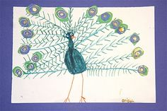 """with book """"The Princess and the Peacocks"""""""