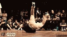 25 Gifs That Will Make You Take Breakdancing Seriously<--- Already did but now even more