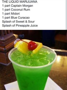 Tequila Mixed Drinks, Fun Drinks Alcohol, Fruity Drinks, Alcohol Drink Recipes, Yummy Drinks, Alcoholic Drinks, Mix Drinks, Whiskey Cocktails, Summer Cocktails
