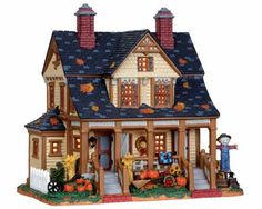 Lemax Village Collection Brickle Residence # 05108 $34.99