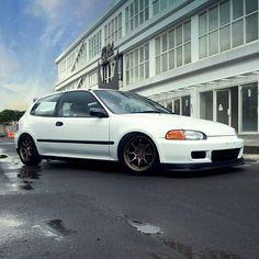 Nice & Clean Civic Civic Eg, Honda Civic, Nice, Car, Automobile, Cars, Nice France
