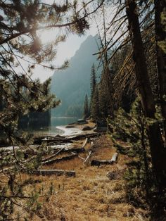 Nada Lake. Wenatchee National Forest, Washington
