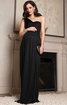 Pin for Later: 14 Maternity Dresses to Wear to All Your Summer Weddings  Tiffany Rose Galaxy Gown ($340) Tiffany Rose, Hollywood Fashion, Maternity Evening Gowns, Maternity Dresses, Evening Dresses, Maternity Clothing, Pregnant Wedding Dress, Maternity Wedding, Different Dresses