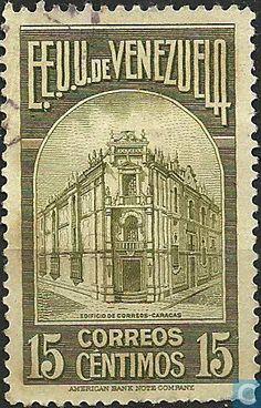 Venezuela - Simon Bolivar 1938                                                                                                                                                     More