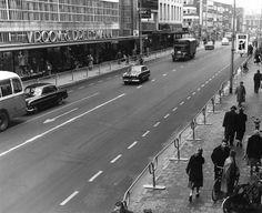 De Lange Viestraat te Utrecht