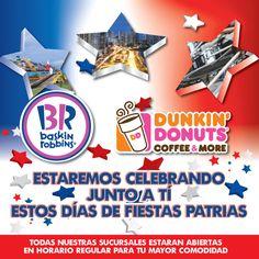 Celebrando contigo Fiestas Patrias. Para tu comodidad todas nuestras tiendas estarán abiertas en horario regular. #Panamá #vivapanamá