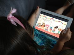 Electronic devices for reading: My verdict. #reading #parenting via Jill Simonian   @Right Start Blog