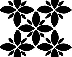 Repeat pattern stencils are a beautiful, cost effective method of creating a custom look for your home or office. This patterned stencil can create a beautiful hand painted wallpaper effect or floor tile design. Repeat pattern stencils are perfect for DIY Stencil Patterns, Stencil Art, Stencil Designs, Flower Stencils, Bird Stencil, Damask Stencil, Stenciling, Wall Patterns, Hand Painted Wallpaper