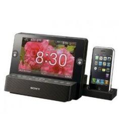 Sony ICFCL75IP Wekkerradio met iPod Docking Station