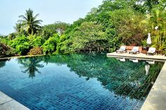 La Residence Phou Vao in Luang Prabang, Laos Luang Prabang, Photo Series, Cool Pools, Great Pictures, Countries Of The World, Hotels And Resorts, Luxury Travel, Laos, Travel Photos