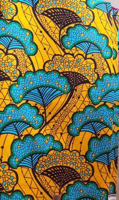 llc.shahriyor.44 (1) Motifs Textiles, Textile Patterns, Textile Design, African Textiles, African Fabric, Ankara Fabric, Pattern Art, Pattern Design, Swirl Pattern