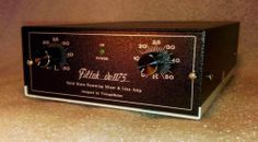 VintageMaker Portable Filtek Summing Mixer and Line Amp 10x2 NEW!