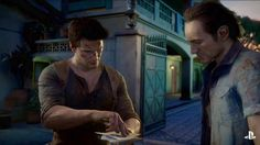 Nate and Sam - Uncharted 4: A Thief's End