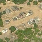 Aerial view of Luck, Texas Old Western Towns, Willie Nelson, Aerial View, Texas, Texas Travel
