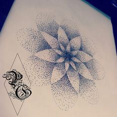 Mandala, dot work, tattoo design by pretty grotesque tattoos and designs uk for custom work please email : prettygrotesquetattoosuk@hotmail.com
