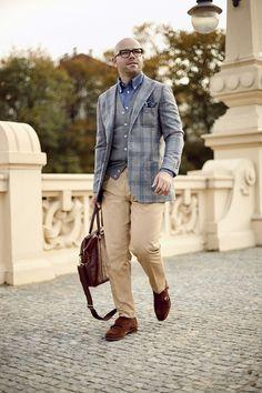 Szare marynarki też są fajne   Mr Vintage - rzeczowo o modzie męskiej - Porady i Blog