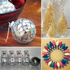 ideas for christmas decorations to make - Google Search