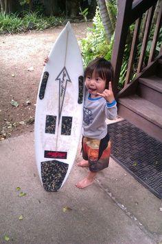 mini-surfer
