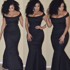 5f5a8c3d05a8e Plus Size Mermaid Satin Evening Dress Pageant Party Formal Celebrity Prom  Gown in Clothing