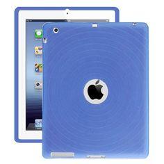 Bombay (Lys Blå) iPad 3 / iPad 4 Cover