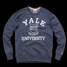 Yale University Crewneck