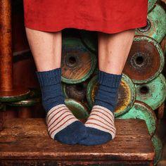 Ravelry: Sanseveria Socks pattern by Sonja Bargielowska My Struggle, Sock Yarn, Hand Dyed Yarn, Knitting Socks, Leg Warmers, Ravelry, Knitting Patterns, Stockings, Stripes
