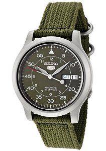 http://www.amazon.co.uk/Seiko-Automatic-Military-Timepiece-SNK805/dp/B000LTAY1U/