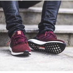shoes for men chaussures - Ultra Boost Adidas - Trending Ultra Boost Adidas - Chubster favourite ! shoes for men chaussures pour homme sneakers -adidas Ultra Boost Air Max Sneakers, Shoes Sneakers, Red Trainers, Zapatillas Casual, Men S Shoes, Sports Shoes, Sneakers Fashion, Reebok, Me Too Shoes
